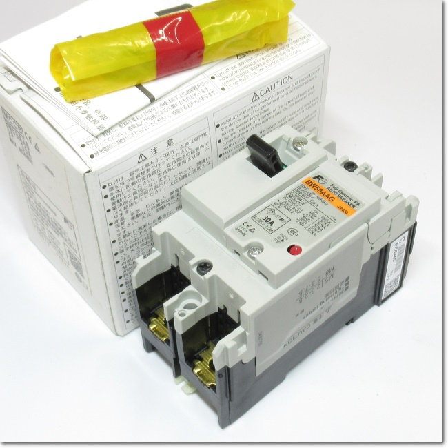 BW50AAG,2P 30A  オートブレーカ (富士電機)