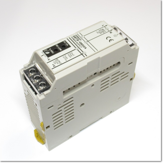 S8TS-06024  ブロック電源 基本ブロック DC24V 2.5A (OMRON)
