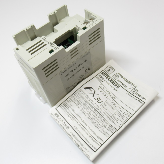 Mitsubishi Programmable Controller FX3U-1PSU-5V